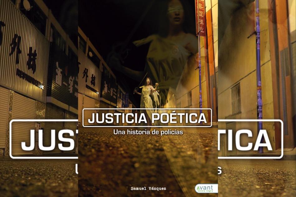 Justicia Poética, Samuel Vázquez