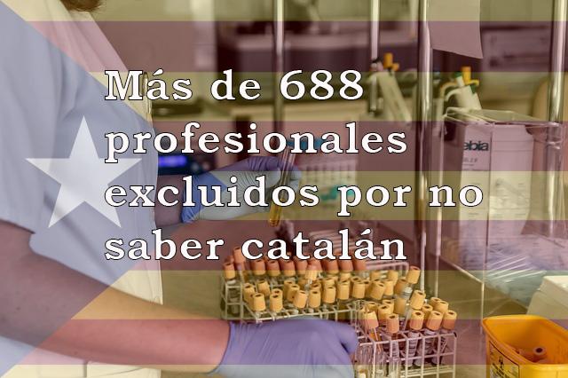 médicos expulsados por no saber catalán
