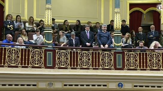 prisión permanente revisable congreso de los diputados debate