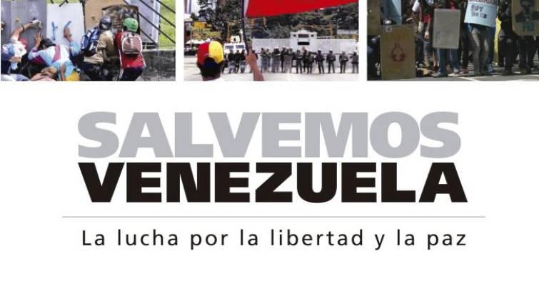 libro salvemos venezuela