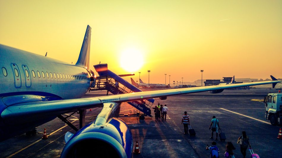 aeropuertos menos transitados españa