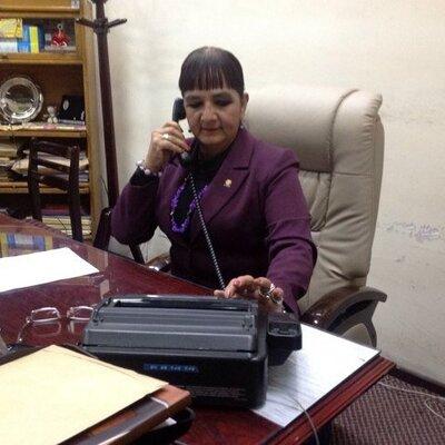 carmen gonzales senadora Bolivia